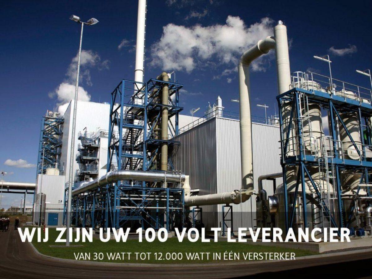 100 volt leverancier