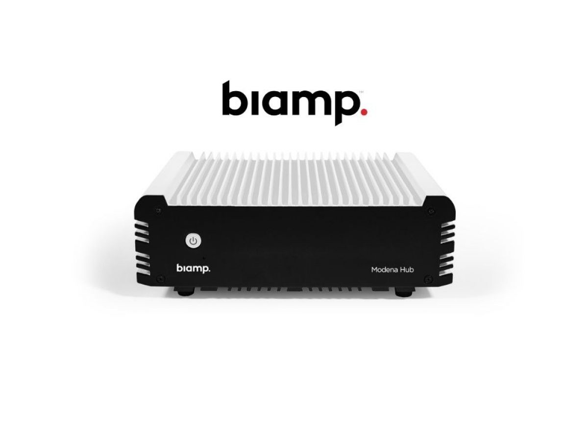 Biamp Modena Hub