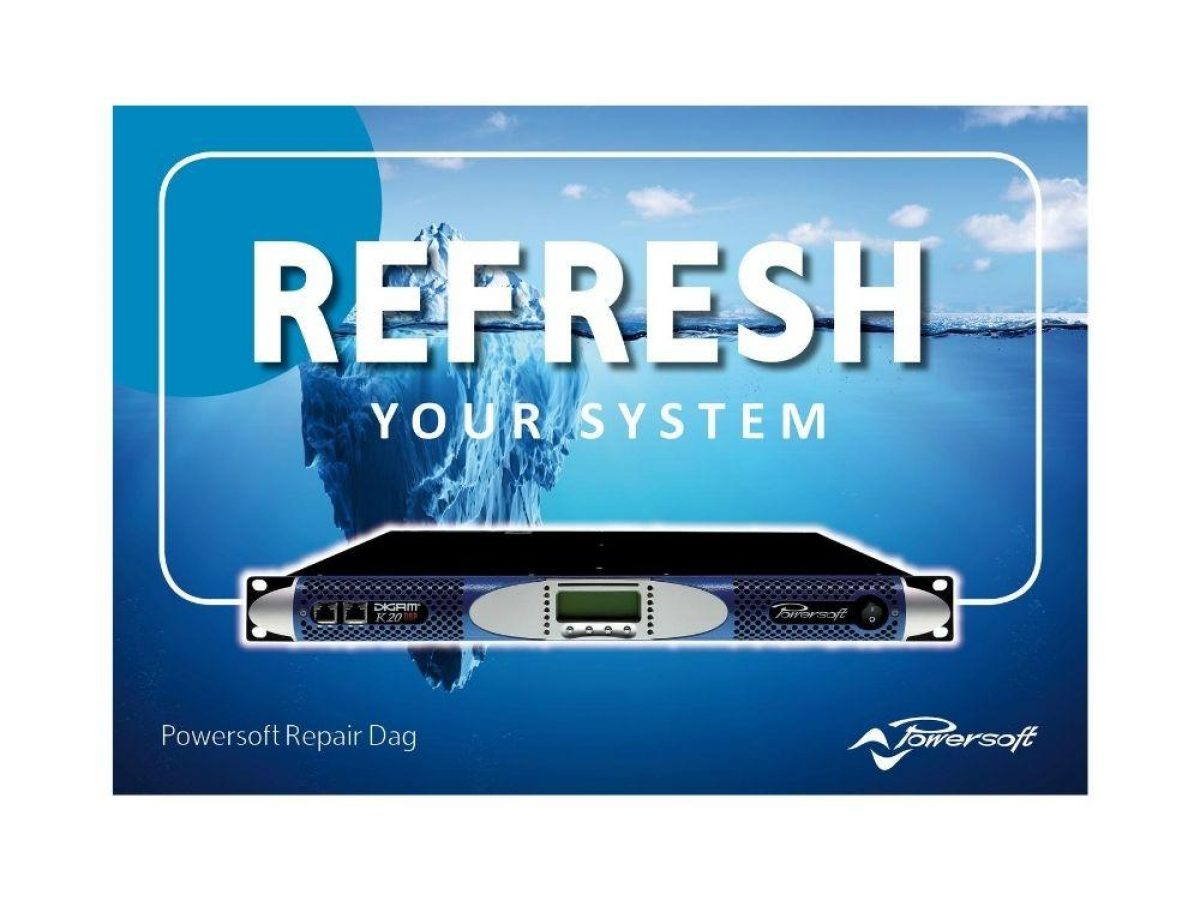 Refresh your Powersoft system mennegat nl
