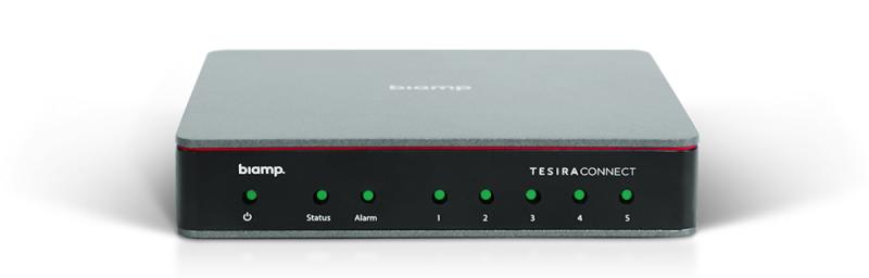 Biamp TesiraCONNECT TC-5D (Aug 2020)