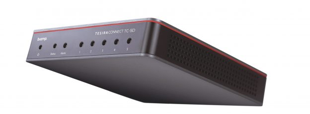 Biamp Tesiraconnect TC 5 D
