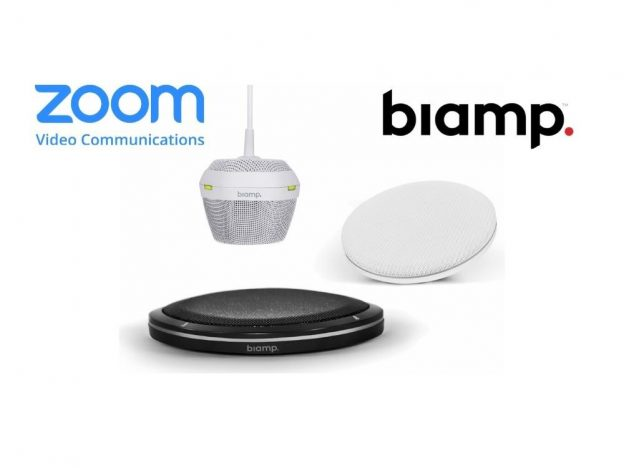 Biamp Zoom Rooms
