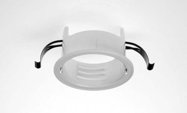DM Plastic drywall mount for adjustable and active emitters