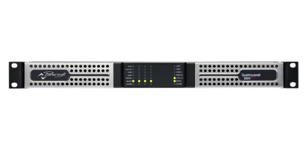 Powersoft Quattrocanali 8804 DSP