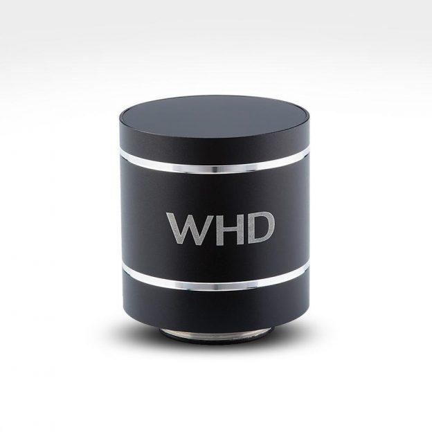 WHD Soundwaver onzichtbaar geluid demo