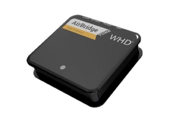WHD internetradio tune