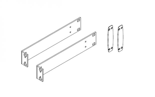 Opus OP R 19 inch rackkit