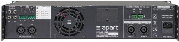 REVAMP2600 (DSP)