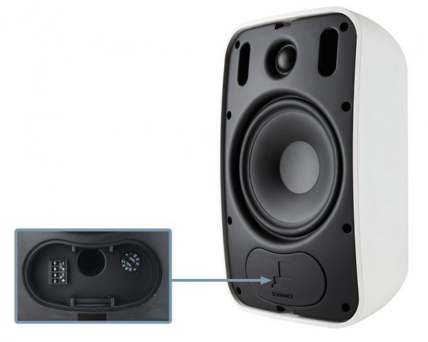 Sonance PS-S63T 6,5 inch Opbouw Speaker Zwart (Leverbaar Juli2021)